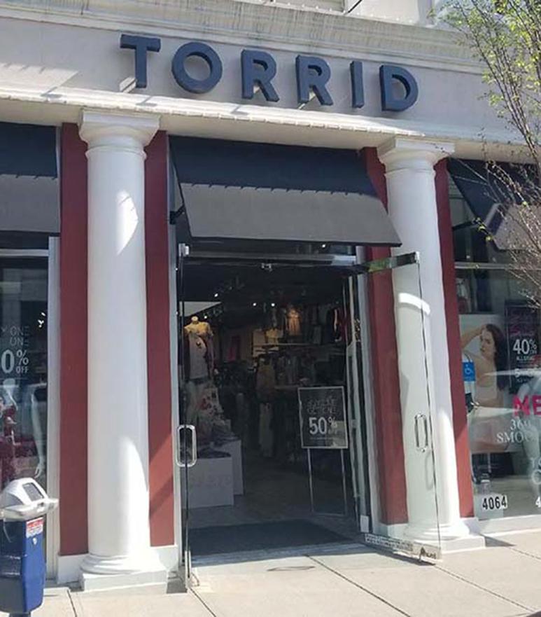 Plus Size Clothing At Torrid In Columbus Oh 43219