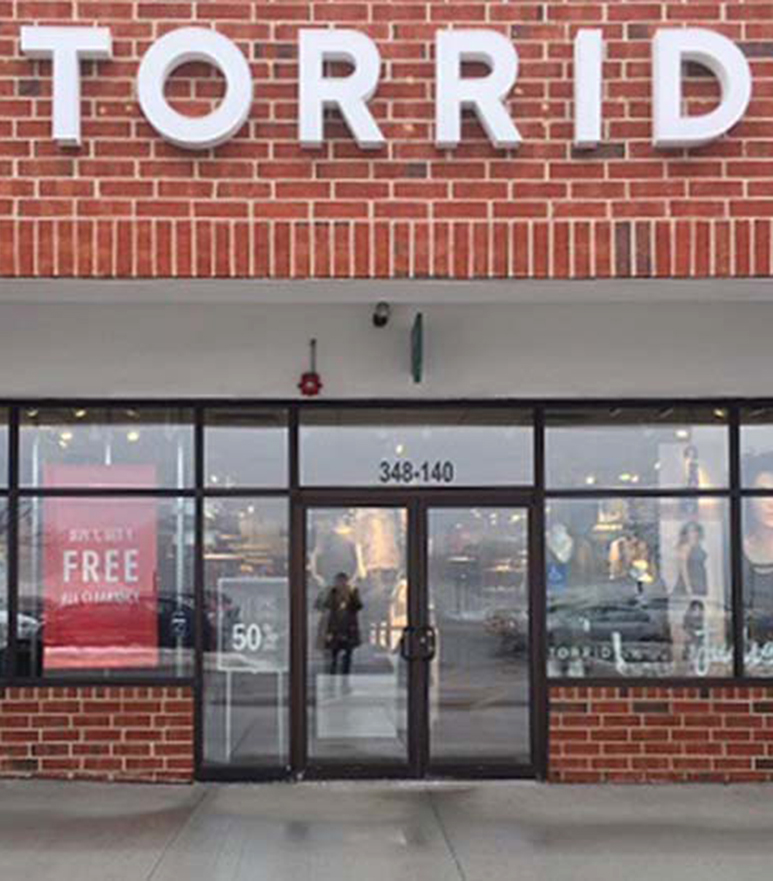 Plus Size Clothing in Bloomingdale, IL at Torrid
