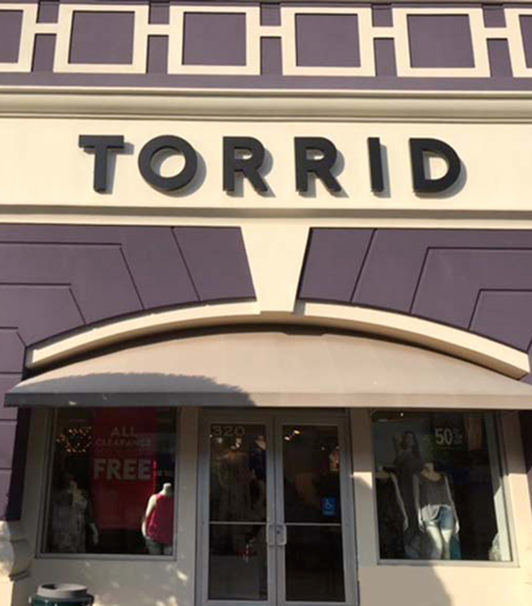 Plus Size Clothing At Torrid In Bossier City La 71111